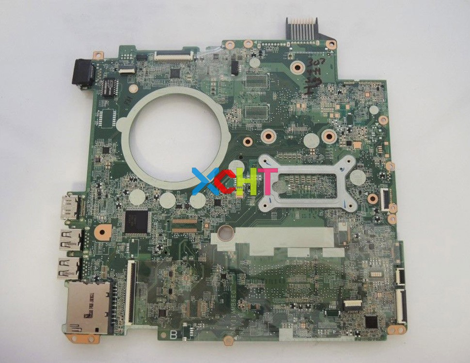 Image 2 - 799547 501 799547 001 799547 601 UMA w i7 5500U CPU for HP PAVILION 15 P214DX 15T P200 NOTEBOOK PC Motherboard Mainboard Tested-in Laptop Motherboard from Computer & Office