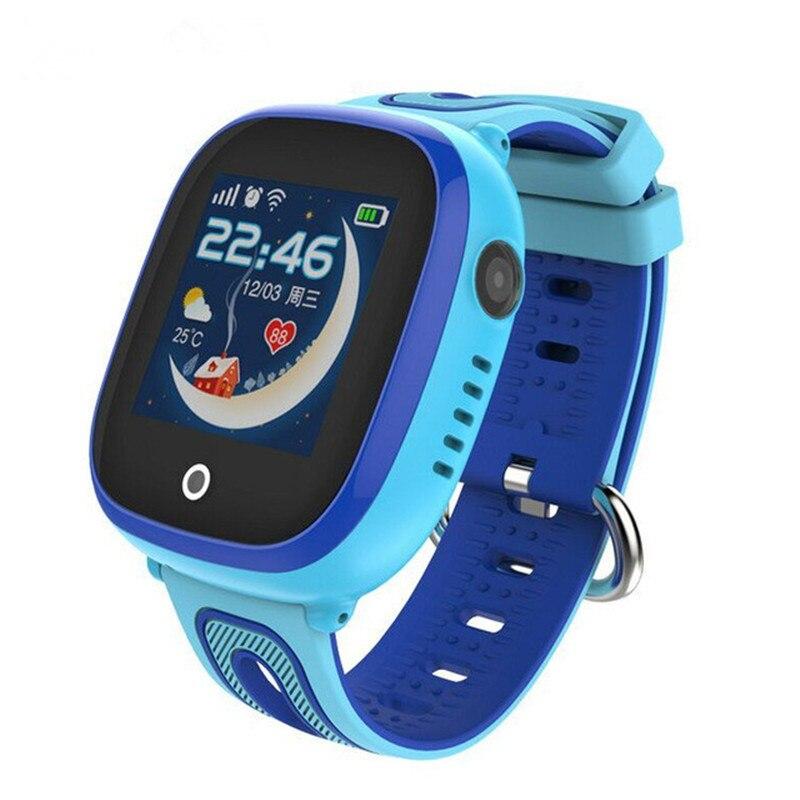 DF31G enfants montres intelligentes GPS LBS positionnement bébé montre intelligente sûre SOS emplacement d'appel montre intelligente Anti-perte PK Q50 Q90 Q100 Q750 - 6