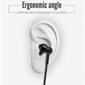 Image 5 - Ssmarwear P7 스테레오베이스 HIFI 음악 이어폰 Xiaomi 안드로이드 IOS 휴대 전화 용 마이크 이어폰과 이어폰 유선 이어폰