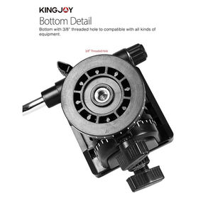 Image 5 - Kingjoy Mp1008F набор профессиональный монопод набор Dslr для всех моделей штатив Стенд Para Movil гибкий Tripe Stativ Slr Dslr