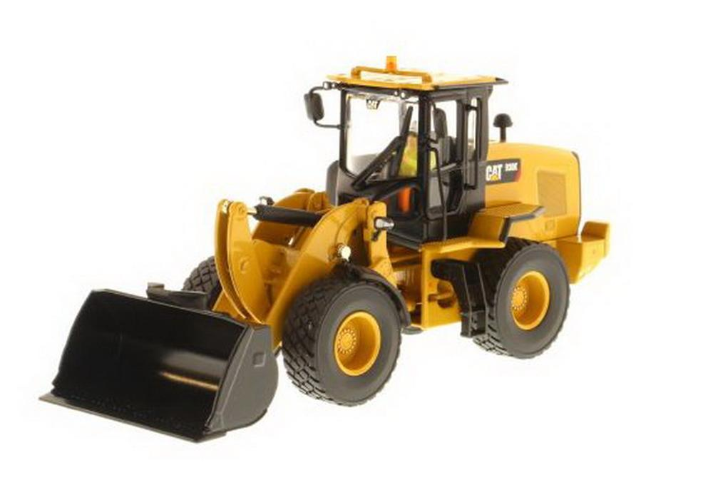 Diecast Masters 1 50 Scale Caterpillar Cat 930K Wheel Loader Diecast Model 85266