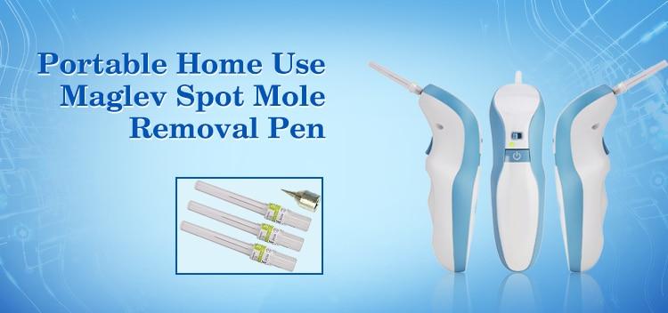 Stylo plasma de retrait de tache stylo de plasma d'ascenseur de paupière d'utilisation de visage