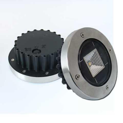 20 pcs novo led solar lampadas subterraneas ao ar livre ip65 a prova dwaterproof agua