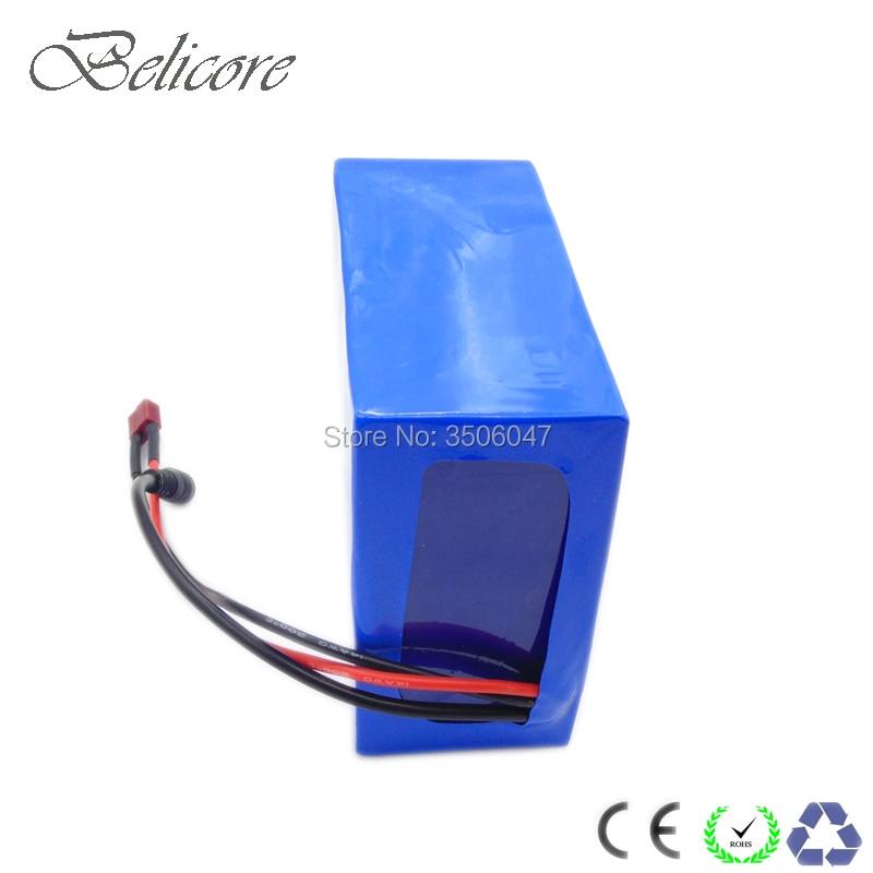 EU US no tax high quality customized 36Volt electric bicycle battery pack 36V 15Ah 17.5ah 20Ah 25Ah 29Ah 30Ah 35ah with charger