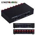 Audio Switche 2 Ingang 2 Uitgang Passief Switcher Speaker Versterker Comparator Audio Selector