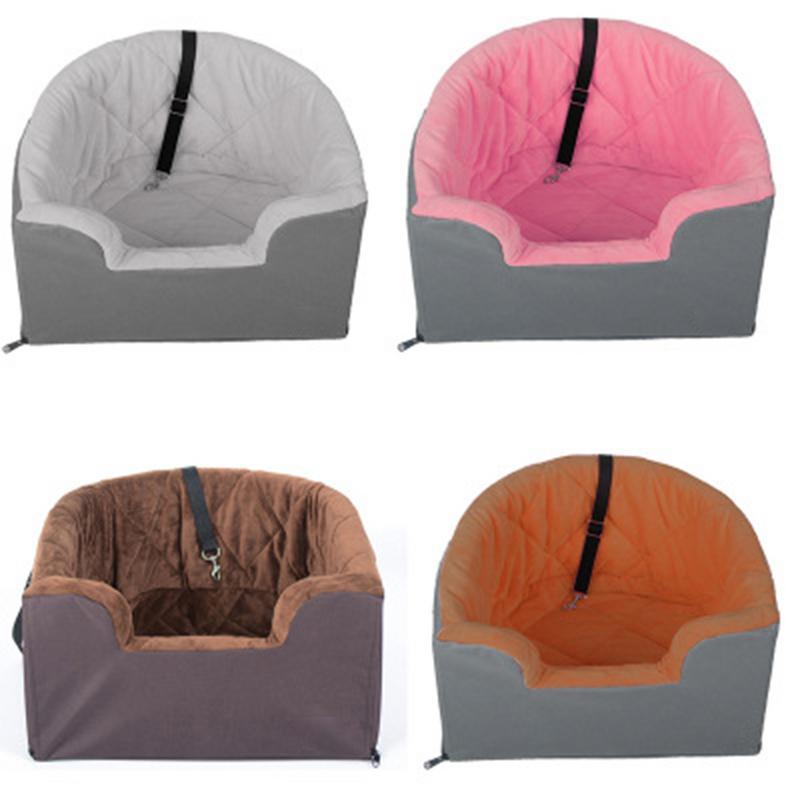 Tapis polaire doux pour animaux de compagnie multi-usages panier de voiture pour animaux de compagnie chien chiot chenil lit canapé tapis de couchage maison Chihuahua Cave