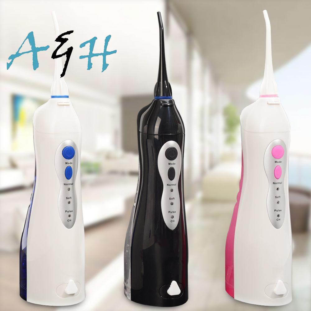 Squisito dentale Professionale getto irrigatore Orale clean dental denti filo interdentale ricaricabile portatile irrigatore irrigatore oraleSquisito dentale Professionale getto irrigatore Orale clean dental denti filo interdentale ricaricabile portatile irrigatore irrigatore orale