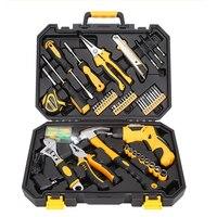 Инструмент для ремонта автомобиля домашний Ремонт набор инструментов электрик ручной инструмент набор бытовой инструмент набор пила Отве