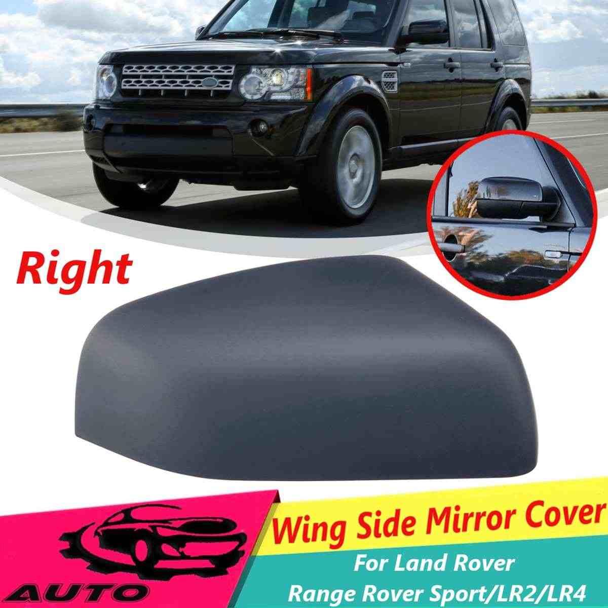 LR019962 1 пара автомобиля внешняя сторона крыло, Крышка корпуса зеркала для Ленд Ровер Range Rover Sport (Land Rover Range Rover Discovery 4 freelander 2 LR2 LR4 10-16