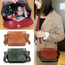купить Ladies Women's PU Leather Satchel Cross Body Messenger Bag Handbag Shoulder Bags по цене 753.57 рублей