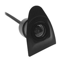 Автомобильная Ccd фронтальная камера для Toyota ночного видения 170 градусов фронтальная камера
