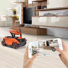 WIFI RC Tank with HD Camera Phone Casual Remote Controll Tank Full direction driving trimming Transmission remote control car