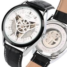 Segitiga Leather Band Watch