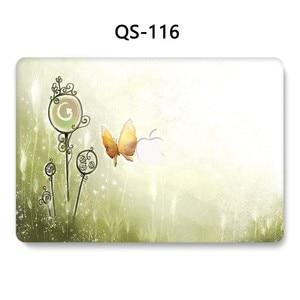 Image 4 - ل جديد دفتر ماك بوك كمبيوتر محمول حالة كم ل ماك بوك اير برو الشبكية 11 12 13.3 15.4 بوصة مع واقي للشاشة لوحة المفاتيح كوف