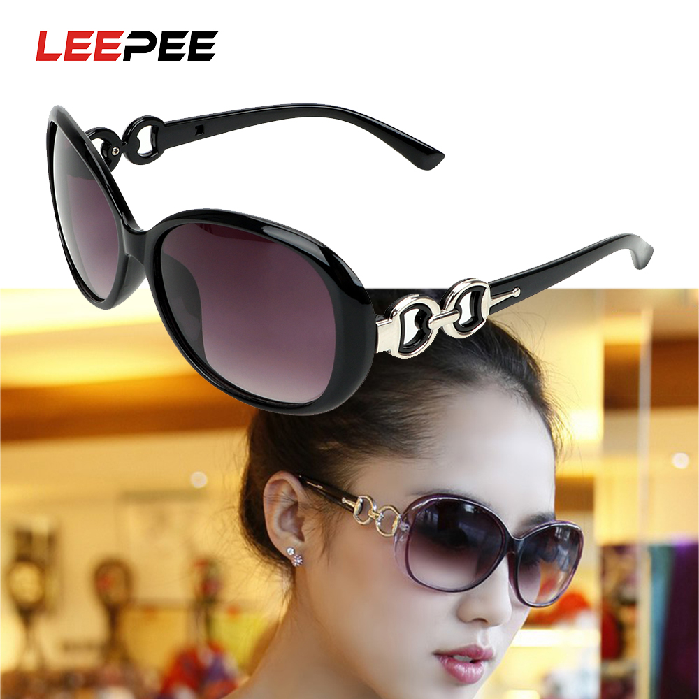 LEEPEE Motorcycle Protective Glasses Eye Wear Windproof Driver Sun Glasses Luxury Brand Designer Women Fashion Sunglasses