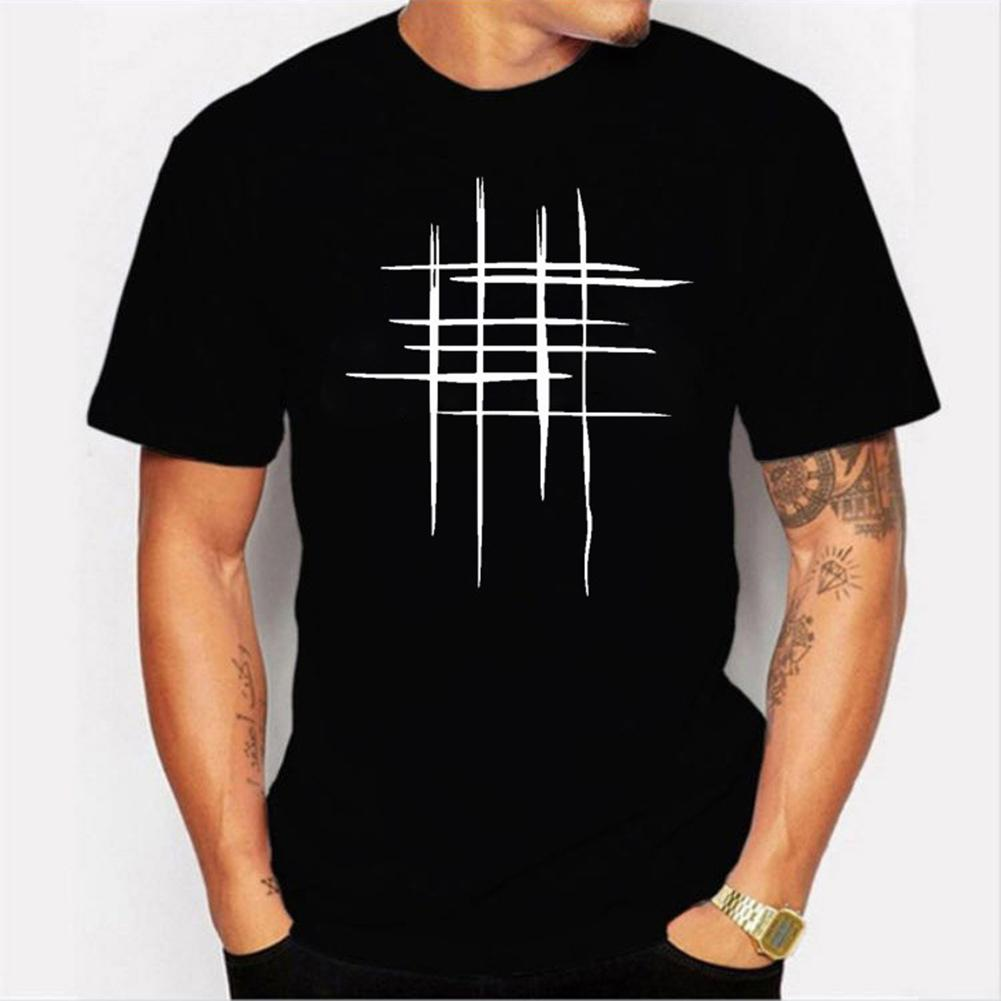 Men T-Shirts Fashion Short Sleeve Unique Pattern Printing Casual T-shirt summer men's sportswear Streetwear t shirt men shirt