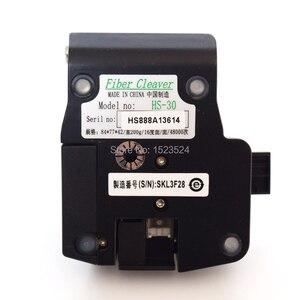Image 5 - משלוח חינם גבוהה דיוק HS 30 סיני אופטי סיבי קופיץ סיבי אופטיקה חותך דומה סיבי קליבר CT 30