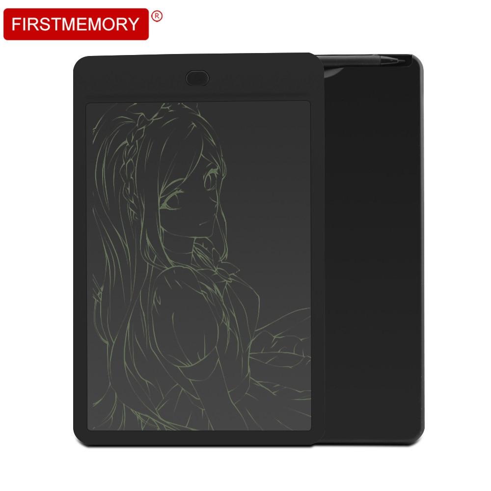 10 Inch Lcd Schreibtafel Handschrift Pads Tragbare Elektronische Digitale Grafiken Board Memo Messge Bord Mit Erazer Taste