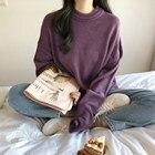 purple Women Sweater...