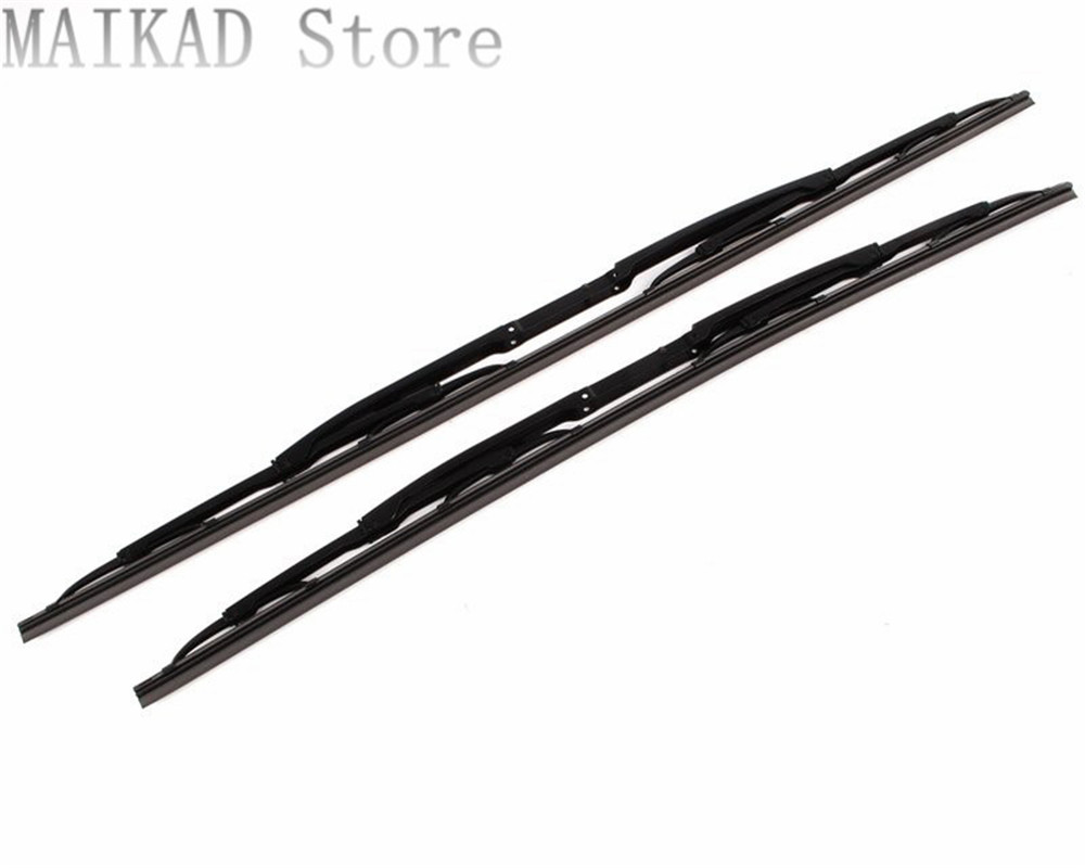 1 pair/2PCS Front Windshield Wiper Blade Set for BMW E39