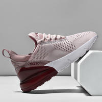2019 New Arrival Women Running Shoes Men Sneakers unisex Air cushion Sport Shoes Breathable Air Mesh Outdoor Walking Leisure