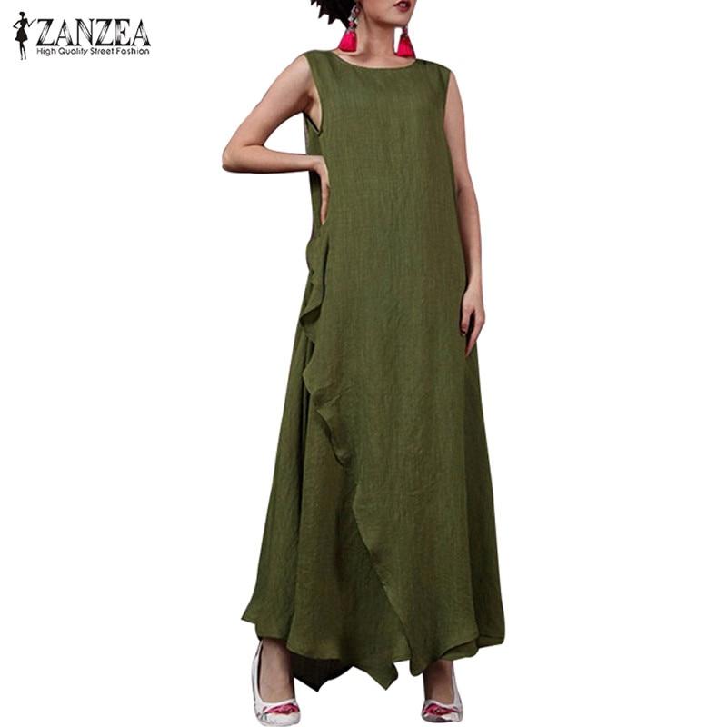 Casual Plus Size Maxi Dresses