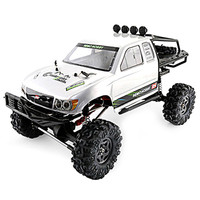 Новые RC автомобили 1/10 RC автомобиль 2,4 г 4WD Brushed Off Road Rock Crawler Trail Rigs Truck RTR модели дистанционного управления игрушки детские подарки