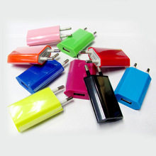 USB Power Adapter EU Plug 5V AC Micro Usb Wall Charger For Apple iPhone Samsung Onplus Huawei Xiaomi LG Adaptador