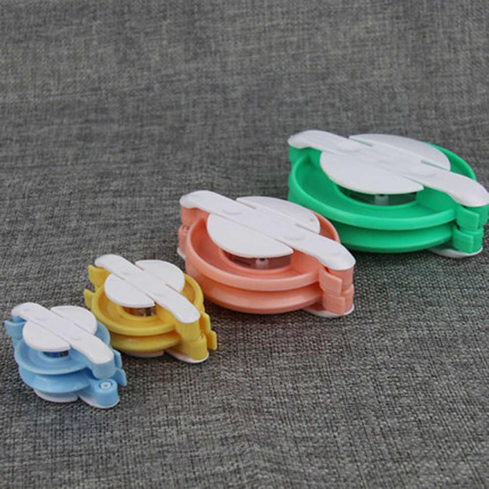 2019 Novo Mini Ferramenta DIY Pompom Criador Fluff Bola Weaver Agulha de Tricô Craft Ferramenta Tear