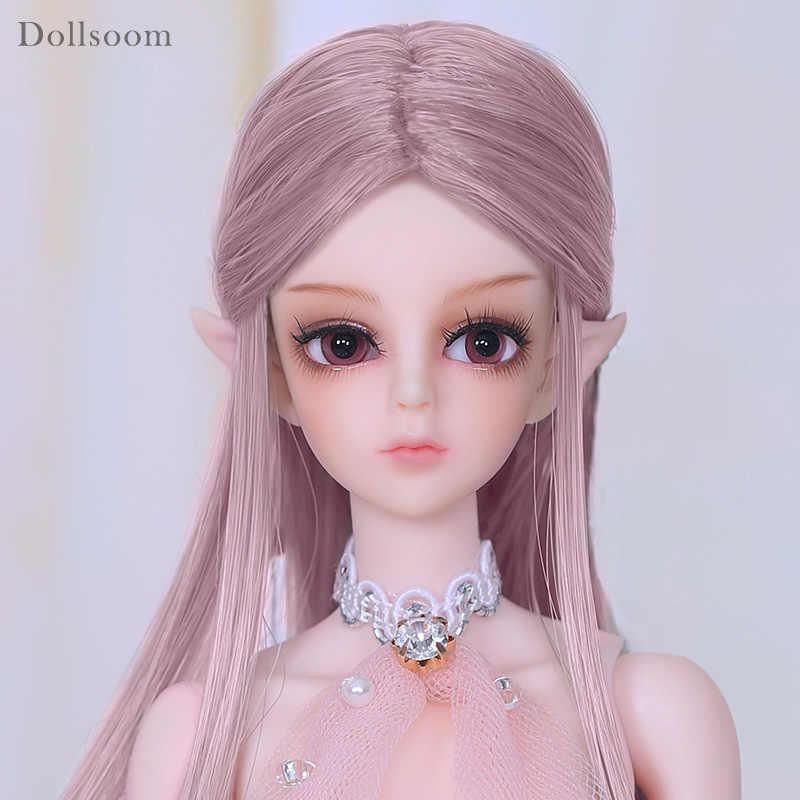 Mini Gem Asis Vera BJD куклы SD Смола 1/6 модель эльфийские уши подарок для мальчиков и девочек