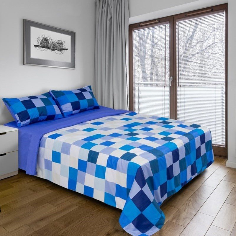 [Available with 10.11] linens euro Pixels (blue) [available with 10 11] linens euro pixels beige