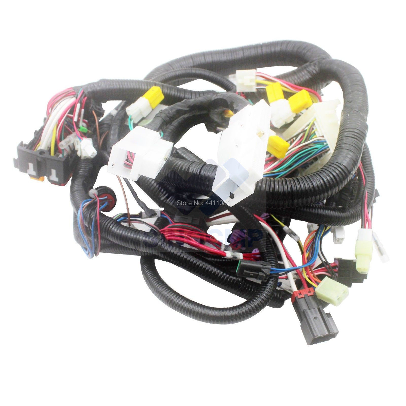 EX100-2 Inner Wiring Harness 0001044 for Hitachi Excavator Wire Cable, 3 month warrantyEX100-2 Inner Wiring Harness 0001044 for Hitachi Excavator Wire Cable, 3 month warranty