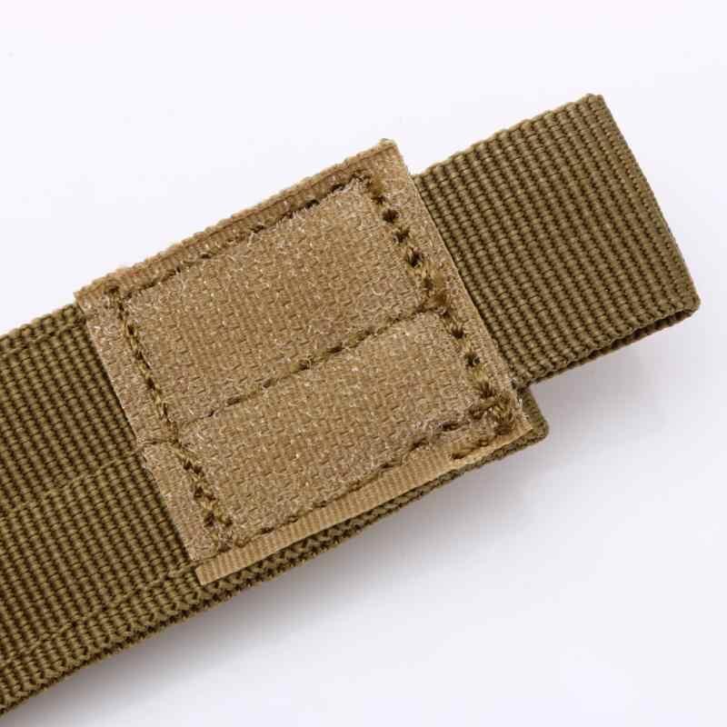 العسكرية التكتيكية الحقيبة واحدة مسدس مجلة الحقيبة سكين مصباح يدوي متعددة أداة غمد الادسنس الصيد الذخيرة كامو أكياس
