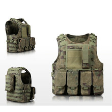 Children's Edition Class A Hunting Military tactical Children's Tactical vest outdoor equipment Multi-function Battle vest boy(China)