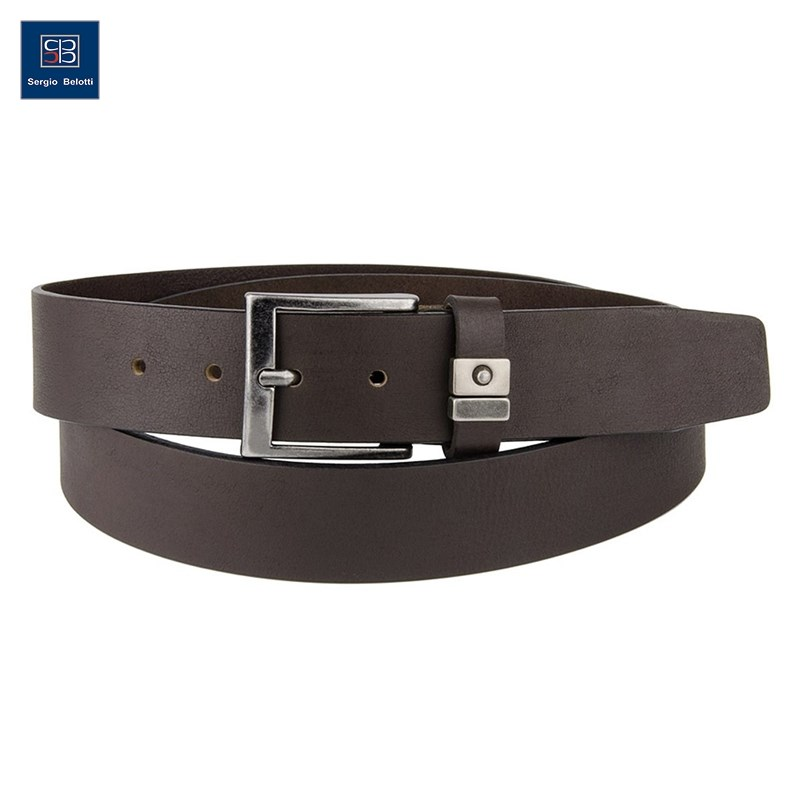 Belt Jean Sergio Belotti 401750/40 Cordoba Coffe