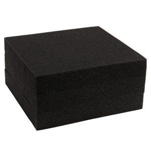 Image 5 - 6 pièces insonorisation carreaux de mousse acoustique insonorisant 30X30X4CM