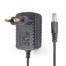 Free shipping 19v 200ma power adapter 0.2a 4w DC Adaptor EU input 100 240v ac 5.5x2.1mm 0.9m DC cable Power Supply transformer