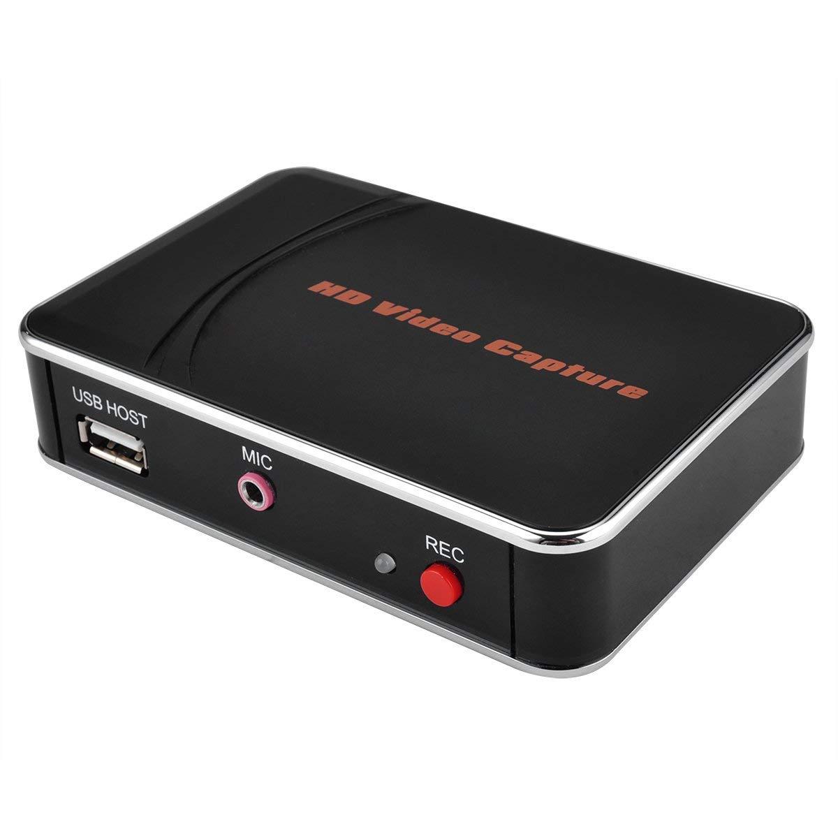 Capture de jeu EZCAP 280HB HDMI 1080 P, Capture de vidéo HDMI vers lecteur Flash USB, passage de la vidéo vers HDTV avec entrée Microphone. US