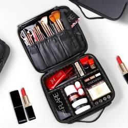 2019 ПРОФЕССИОНАЛЬНЫЙ несессер косметичка Органайзер Для женщин дорожный макияж Чехол большой Ёмкость Косметика чемоданы для X32