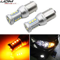 iJDM CANBUS 7507 LED BAU15S PY21W Led Bulb Bright For BMW 1 2 3 4 5 Series X1 X3 X4 X5, etc Front or Rear Turn Signal Lights