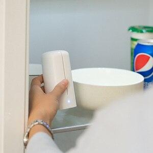 Image 5 - Purificador de aire de oxígeno activado recargable, purificador de aire Usb, desodorizador doméstico, generador ionizador de ozono, desodorizador fresco para nevera
