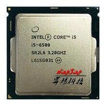 Процессор Intel Core i5-6500 i5 6500 3,2 ГГц четырехъядерный четырехпоточный процессор 65 Вт 6 Мб LGA 1151