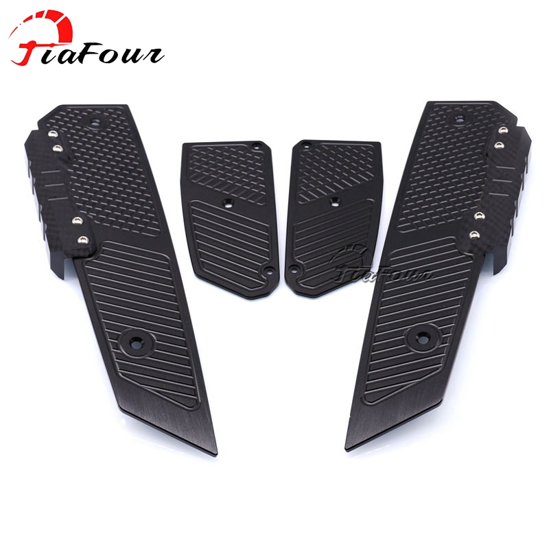 For HONDA Forza 125 Forza 300 2018 footrest footboard step autobike foot plate