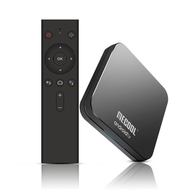 Alloyseed KM9 Pro Android 9.0 Smart TV Box Voice Control S905X2 4GB+32GB 2.4G/5G WiFi Bluetooth 4K Set Top Box Media PlayerAlloyseed KM9 Pro Android 9.0 Smart TV Box Voice Control S905X2 4GB+32GB 2.4G/5G WiFi Bluetooth 4K Set Top Box Media Player