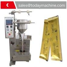 Automatic Jam/Chocolate Cream/Butter/Honey heat sealable Packaging Machine