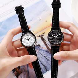Женские часы брендовые Роскошные модные женские часы женские кожаные 7 цветов Grind часы циферблат часы наручные часы Relogio Masculino