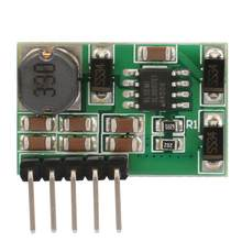 DC-DC Step up Boost Converter ADC DAC LCD Power Module DD1718PA for Radio Amplifier RS232 RS485 RS422 bus Power Supply 2019(China)