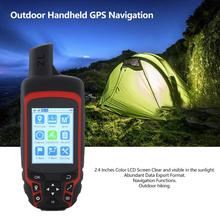 A6 Handheld GPS Navigation Compass Outdoor Location Tracker