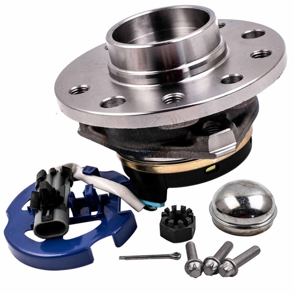 Front Wheel Bearing Kit Hub ASSEMBLY For Opel Astra G Zafira