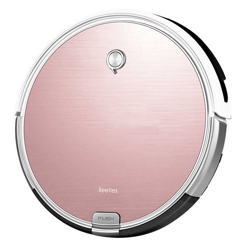 X620 ILIFE robot vacuum cleaner cleaning with planned route Self Charge Wet Mopping for Wood Floor
